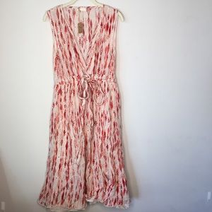 NWT CP Shades Julia Dress -Cotton Silk -Small
